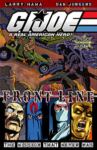GIJoe: Frontline TPB by Devil's Due