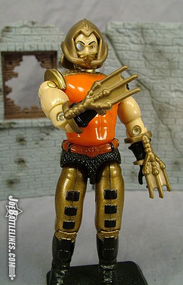 GI Joe Weapon Overlord Claw 1990 Original Figure Accessory