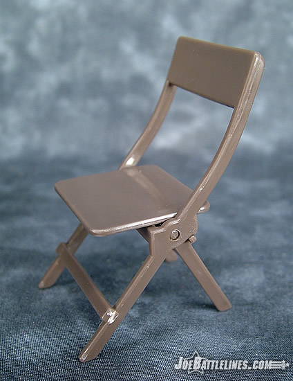 M & C Toy Center folding chair
