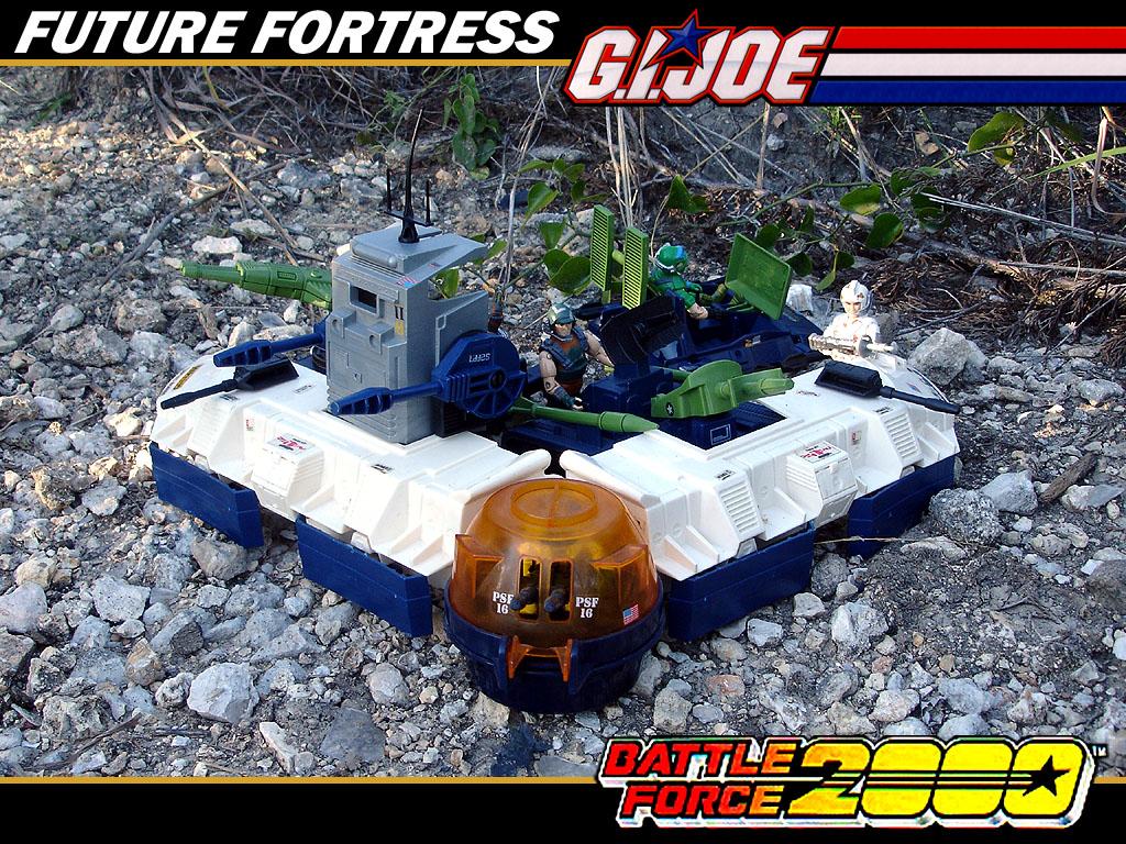 Battle Force 2000 Yeah It Was Pretty Lame